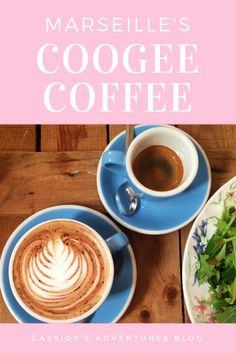 France has great coffee, but Coogee Coffee serves the best (and most hipster) coffee, espresso, and cappuccino in Marseille, France. They also have delicious healthy food options like smoothies and a salad bar.