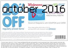 Walgreens Coupons Ends of Coupon Promo Codes MAY 2020 ! Services and in of they pharmacy specialty care in also Services. Walgreens H. Walgreens Photo Coupon, Walgreens Coupons, Dollar General Couponing, Coupons For Boyfriend, Coupon Stockpile, Free Printable Coupons, Love Coupons, Grocery Coupons, Extreme Couponing