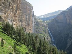 The Pyrenees – Ordesa Valley, High Aragon II. (Faja Racón)