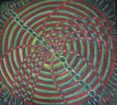 Kazimiera Myk-Magdziak -obraz olejny