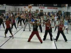 Zumba Fitness in VA with Vanessa Ledesma Zumba Instructor - Sterling & Reston Virginia - Class Video
