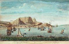 Table Mountain. BelAfrique your personal travel planner - www.BelAfrique.com