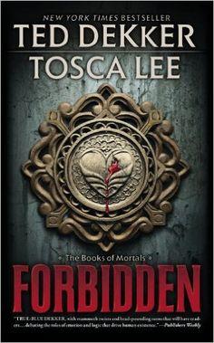 Amazon.com: Forbidden (The Books of Mortals) (9781599953557): Ted Dekker, Tosca Lee: Books