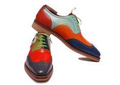 Corthay Bespoke. Graag meer kleur. Ook voor schoenen!