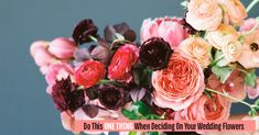 Want to ensure your flower choices for your wedding are the right ones? Then make sure you do this ONE THING before you decide on what to choose . Wedding Tip from Midlands Bridal Fair 2018 exhibitor: Kloof Florist Plan Your Wedding, Wedding Tips, Wedding Planning, Public Holidays, Tickets Online, The One, Breeze, Tuesday, Wedding Flowers