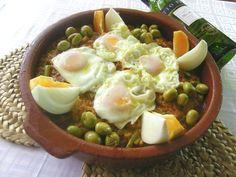 Sopa tomate al estilo de Los Barrios | Cosas de comer