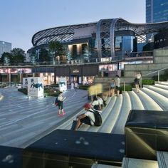Shopping Centers: Shopping centers no longer serve as a space for hundreds of different stores, they are now modern day agoras where people gather to shop, socialize and engage in leisure activities. Take a look at some shopping centers that have evolved accordingly.