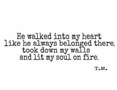 Soulmate Quotes : QUOTATION - Image : As the quote says - Description 138 Likes, 1 Comments - Twin Flame and Soulmate Signs (Twin Flame and Soulmate Now Quotes, Love Quotes For Him, Daily Quotes, Quotes To Live By, Life Quotes, Last Love Quotes, A Year Ago Quotes, Unexpected Love Quotes, Strong Love Quotes