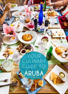 This is your tasty guide to Aruba: local food you must try, restaurant recommendations and how to experience the best of the local cuisine.