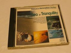 RARE CD Nature's Relaxation Suites: Sea of Tranquility by Various Artists