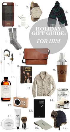my guide to shopping for my guy this season gift guide for him christmas