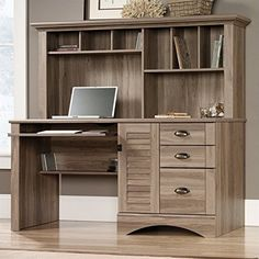 10 Computer Armoires & Hutches For Your Home Office - Housely