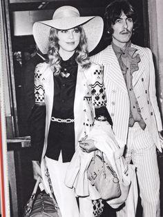 Power Couple: Pattie Boyd & George Harrison