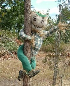 Scarecrows have heart on the Sunshine Coast!