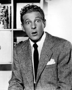Danny Kaye - Those were the days when u could be funny without being vulgar!