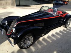 1979 Ford Septor.One of only 6 built . Ford 351 Cleveland / 400 V8 engine with Auto trans. Only 8,252 miles Diamond black over plush red leather. Beautiful walnut piano finished dash board. The underside is like new. Runs and drives great with A/C and power steering.