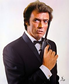 Clint Eastwood, never could have played James bond, he wasn't born in australia! Description from clinteastwood.org. I searched for this on bing.com/images
