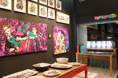 destrinchando.com.br - Galeria de arte Rogério Fernanndes