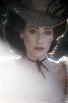 Marisa Berenson in the role of Honoria Lyndon in the film Barry Lyndon.