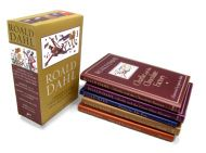 Essential Roald Dahl Box Set: Charlie and the Chocolate Factory, Charlie and the Great Glass Elevator, Danny Champion of the World, James and the Giant Peach, and Fantastic Mr. Fox