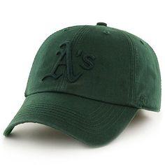 Men's Oakland Athletics '47 Green Tonal Franchise Fitted Hat