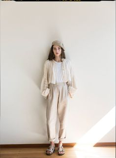 Gentlewoman Trouser from mahsa.co.nz