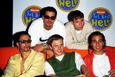 HOKAY, let's get this out of the way: the Backstreet Boys (commonly abbreviated to BSB) are the biggest boy band of all time. (OF ALL TIME!) They've been a group since 1993, and for a time around 1996 through 2001, they were one of the biggest pop acts in the world. Even now, they're still…