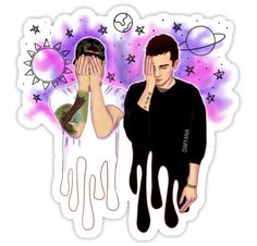 Twenty One Pilots inspired T-shirts, cases, stickers, notebooks, mugs and journals :) • Also buy this artwork on stickers, phone cases, home decor, and more.