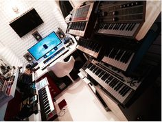 Output Fans Show Off Their Studios | OUTPUT