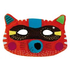 Leonard the fox Mask  Moulin Roty