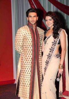 Ranveer Singh and Anushka Sharma:  I hope in the end, after they are older and wiser, these two get back together in real life.  They seem like they are MFOE.  Made for Each Other.