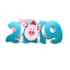 Happy New Year Wishing you healthy , love and laughter in Happy New Year Banner, Happy New Year Wishes, Happy New Year Greetings, Happy New Year 2019, Happy New Year Pictures, Happy New Year Photo, Happy New Year Quotes, This Little Piggy, Little Pigs