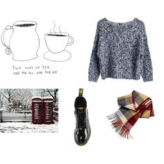 """""""winter is coming"""" by hortumsuzfil on Polyvore"""