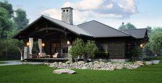 проекты красивых одноэтажных домов - Поиск в Google