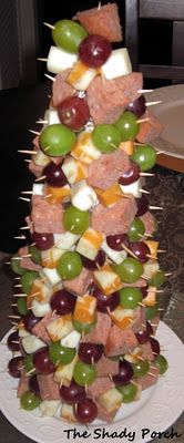 appetizer for Christmas party