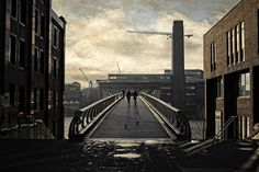 The Tate Modern - London