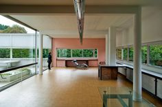 Ville Savoye Le Corbusier
