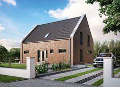 Giebelhäuser – individuell und modern in Massiv-Bauweise - ECO System HAUS