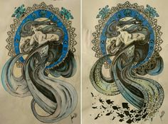 Scetching for a client by MagaLacrima Snake, Animals, Art, Art Background, Animales, Animaux, Kunst, A Snake, Animal