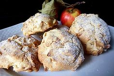 Apfelbrötchen 1