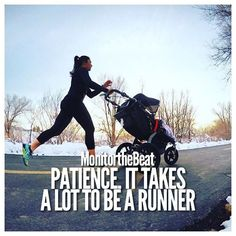 Nothing about the sport happens overnight or quick by any means. Be patient. Stay consistent. And watch it slowly start to happen  Some of you mothers and fathers may know a little about patience as well! ----- Check out and follow @intelligent.style for more quality photos and great content! - Pic by @_happyrunner ----- #MonitortheBeat by monitorthebeat