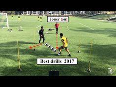 Best Soccer Drills of 2017   Joner 1on1 Football Training - YouTube