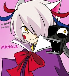 Pole-Bear: Mangle Picture