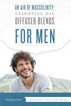 You'll be fighting over the diffuser once you introduce these blends to the men in your life! Young Living Member ID 1812112 Essential Oil For Men, Oils For Men, Citrus Essential Oil, Essential Oil Diffuser Blends, Therapeutic Grade Essential Oils, Doterra Essential Oils, Young Living Essential Oils, Young Living Oils, Diffuser Recipes