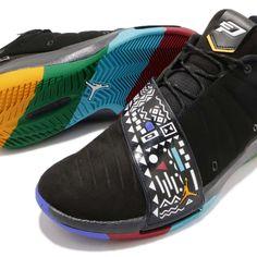 online store dce5a b2fcb Jordan Shoes   New Air Jordan Cp3 Xi Martin 90s Tribute Nike   Color  Black