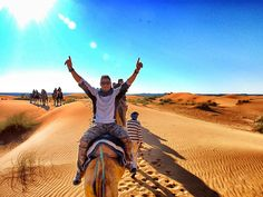 Take  #MarrakechDayTours with your family. It gives more knowledge about camel trekking. Check out more @ http://www.camelsafaries.net/daytours.html