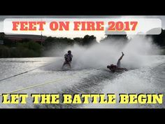 The Grand Return of Feet on Fire   SeaDek Marine Products