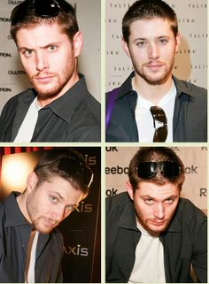 Help, someone pick me up off the floor. Jensen, just stop!