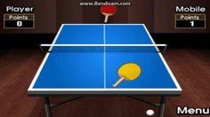 Mobi Table Tennis Java game