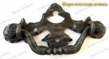 РуСт-36 Мебельная ручка из ковки http://korolev-kovka.ru/rust36-mebelnaja-ruchka-iz-kovki/  РуСт-36 Мебельная ручка из ковки представляет собой оригинальную фурнитуру для мебели. Данное изделие идеально подходит для классической мебели из натурального дерева...